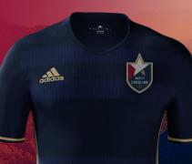 North Carolina FC kits f