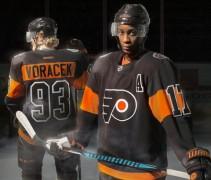 Philadelphia Flyers Stadium Series Uniform 2017