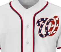 Washington Nationals New Uniform 2017