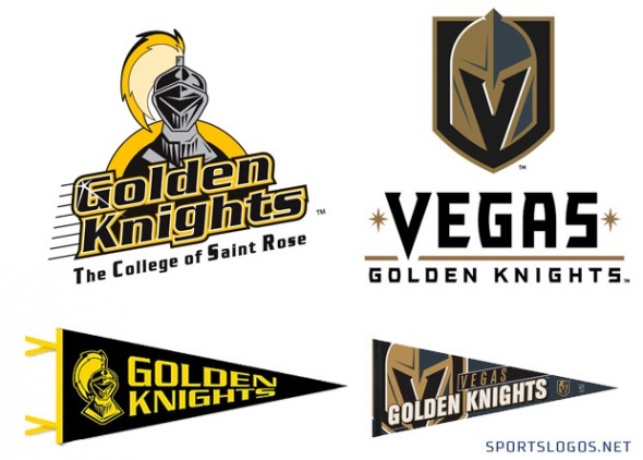 golden knights compare