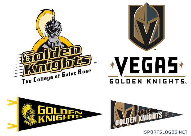 golden knights trademark dispute