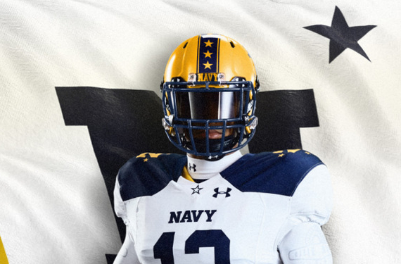 Navy goes back to their past with uniforms for 2016 Army-Navy Game