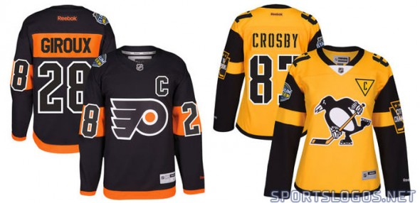 penguins flyers