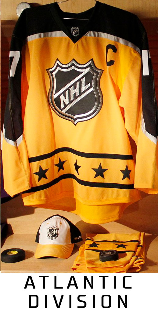 2017 NHL All-Star Game Jersey Atlantic Division  2935c8f54