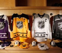 2017 NHL All Star Game Jerseys