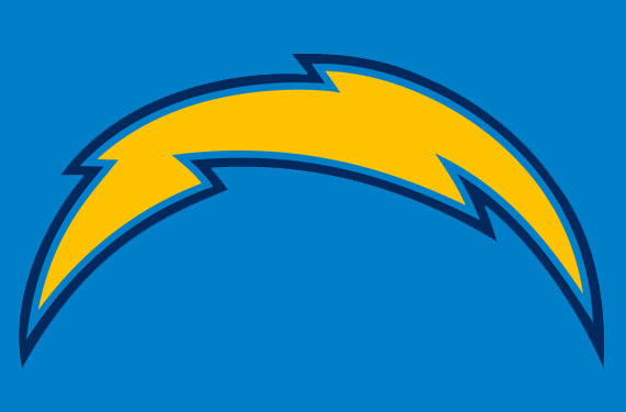 San Diego Chargers Bolting for L.A., Introduce New Logo