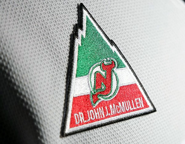 New Jersey Devils to Wear Rockies Inspired Patch