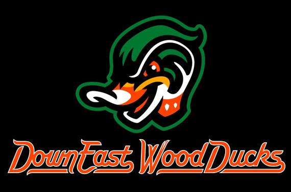 Down East Wood Ducks Logo