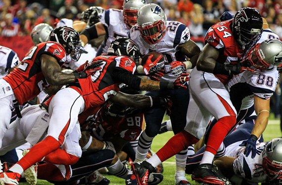 Super Bowl LI uni matchup might be good omen for Patriots