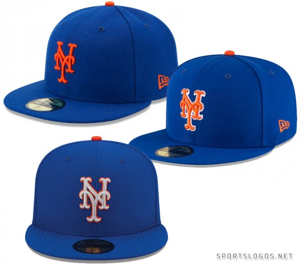 Mets Caps 2017