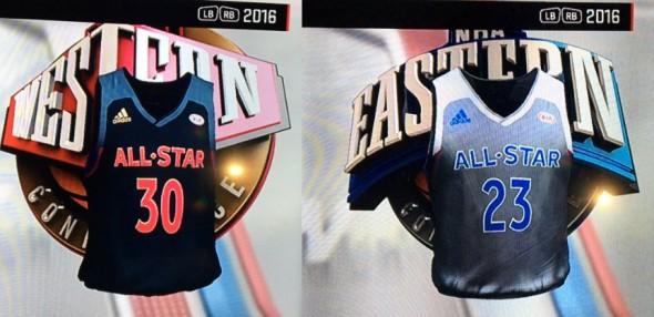 NBA All-Star Jersey NBA2K17