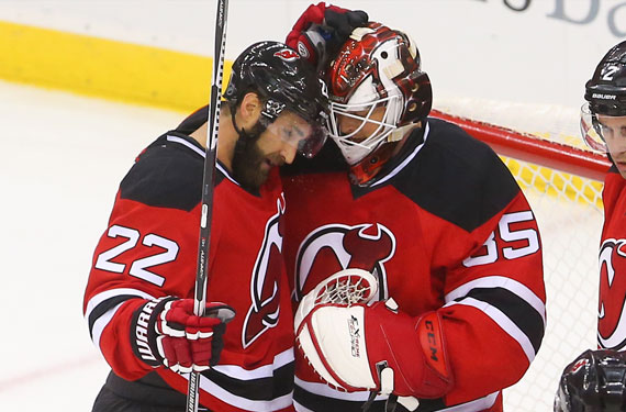 New Uniforms on the way for the New Jersey Devils
