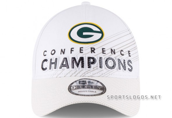 Packers NFC Champs cap