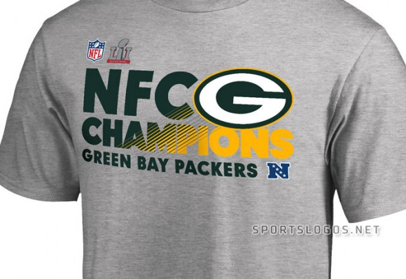 Packers NFC Champs shirt