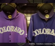 Rockies Jersey Colour Change