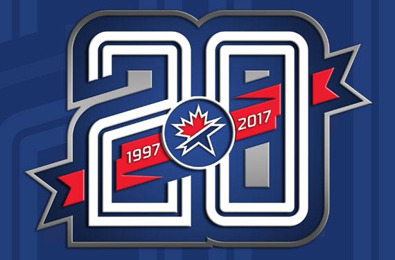 SportsLogos.Net Unveils 20th Anniversary Logo