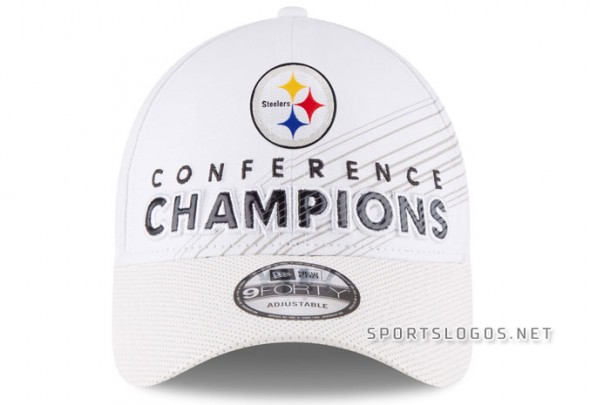Steelers AFC Champs cap
