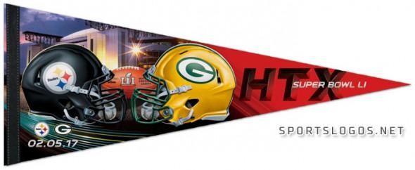Super Bowl LI phantom pennant