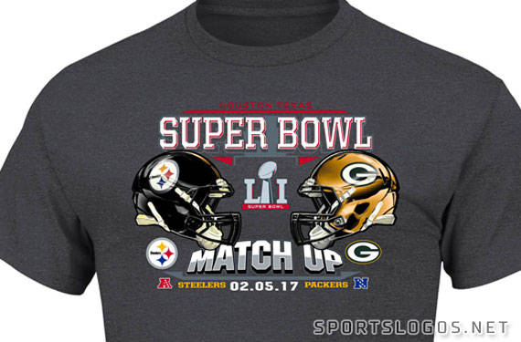 Super Bowl LI phantom shirt