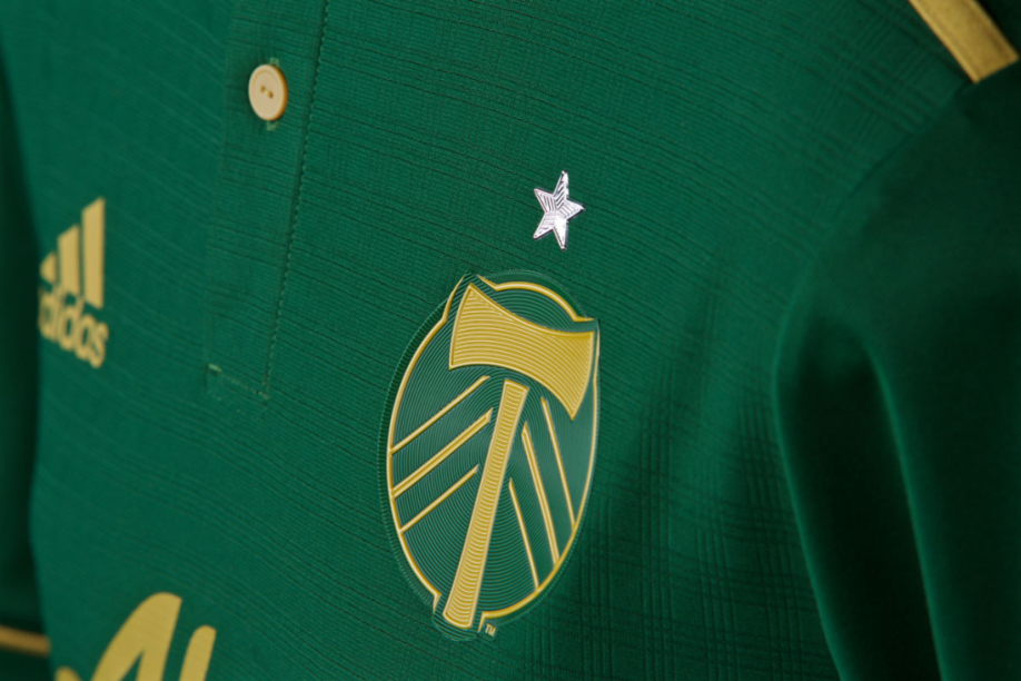 save off 32f26 7764d Portland Timbers unveil new home kit for 2017 season | Chris ...