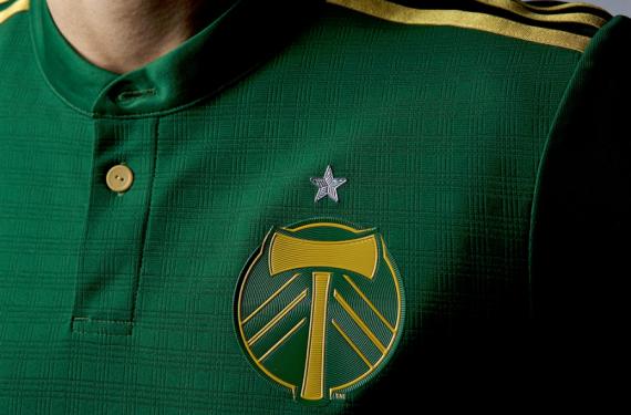 Portland Timbers unveil new home kit for 2017 season