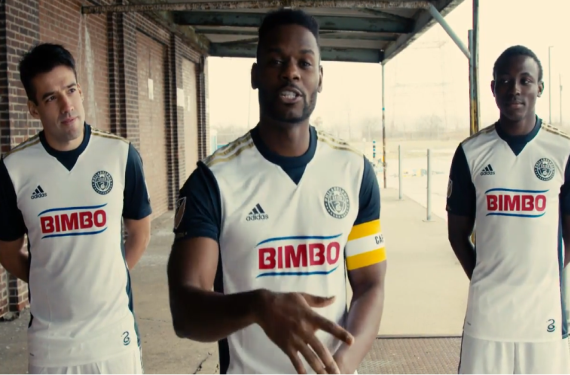 Philadelphia Union get bad and boujee with new secondary kit