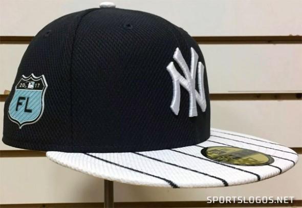 Yankees Spring Cap 2017