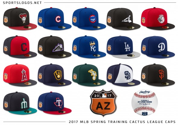 2017 MLB Spring Training - Caps Cactus League
