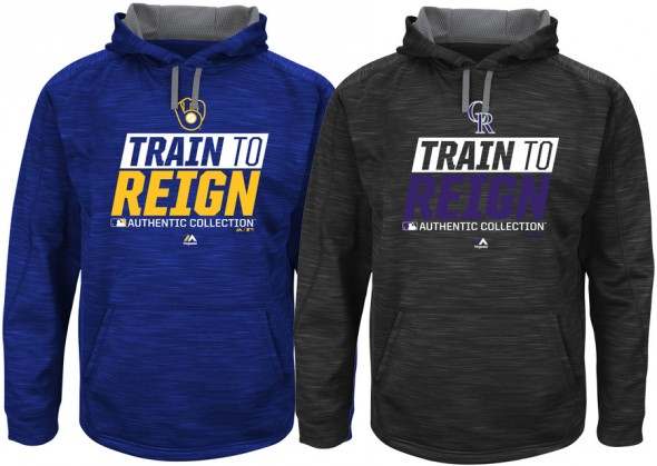 2017 MLB Spring Training - Hoodies