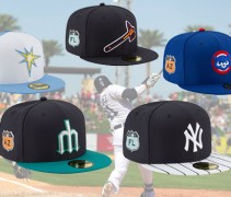 2017 MLB Spring Training - New Caps