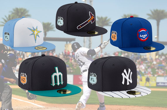 MLB Unveils 2017 Spring Training Uniform Designs