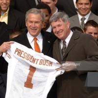 Bush, Longhorns