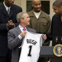 Bush, Spurs