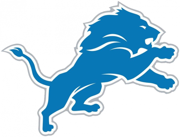 Detroit Lions New Logo 2017