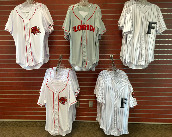 Florida Fire Frogs unveil cool look in new jerseys