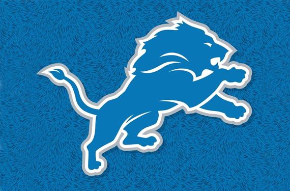 Lions New Logo