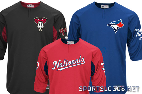 the best attitude 4688d 344d5 MLB Launches New Look BP Jerseys | Chris Creamer's ...
