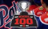 Memorial Cup 100