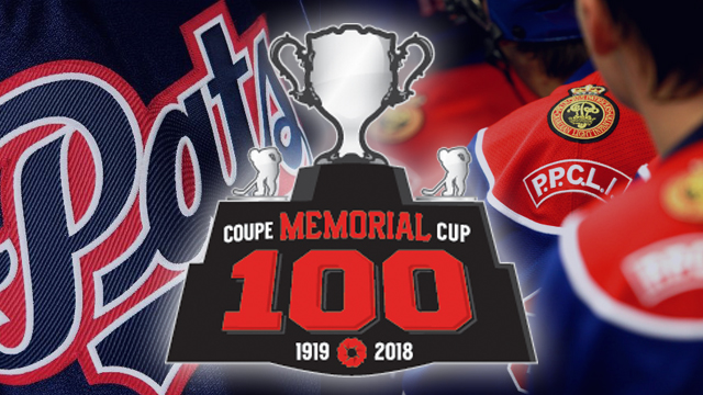 Regina to Host 100th Memorial Cup, Logo Unveiled