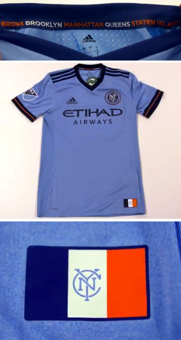 NYC 2017 Jersey