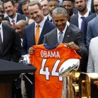 Obama, Broncos