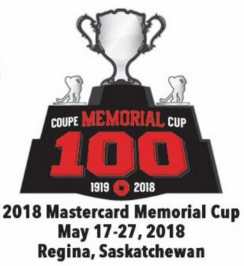 2018 Memorial Cup Logo