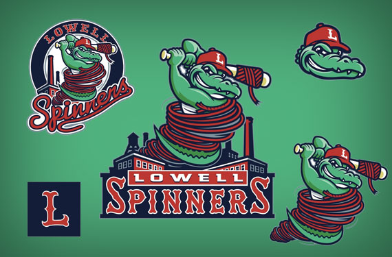 Lowell Spinners Go Gator-Centric with New Look