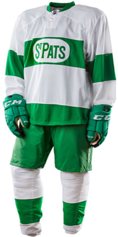 St Pats Uniform