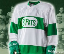 Toronto St Pats Throwback Jersey