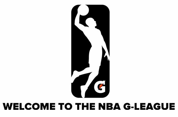 NBA D-League Re-named the NBA Gatorade League