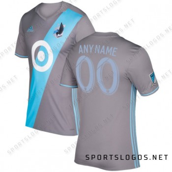 mn united jersey