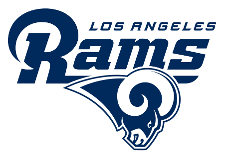 rams blue and white  1