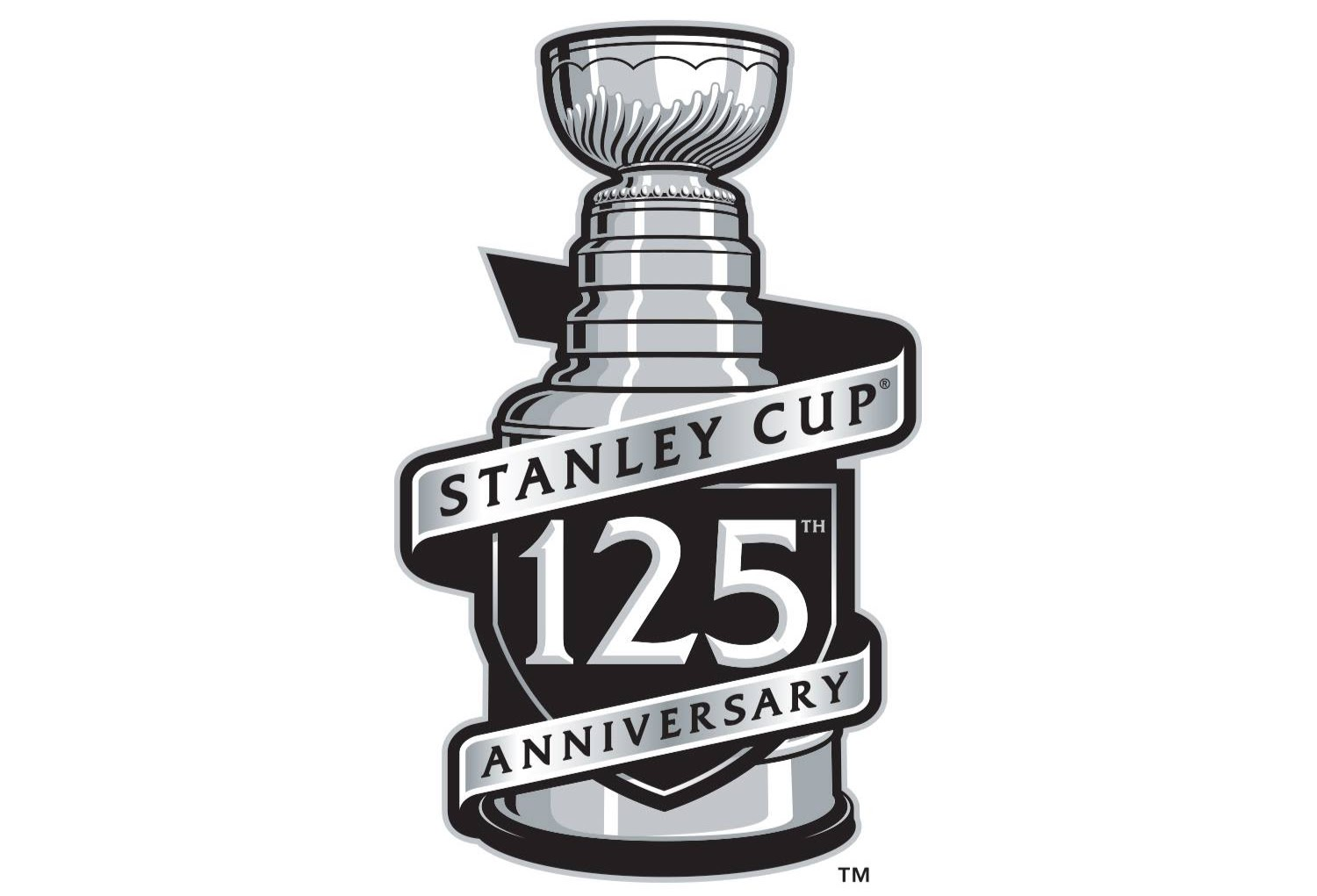 First Look: Stanley Cup 125th Anniversary Logo