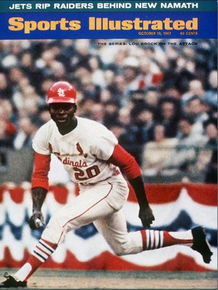 Cardinals 1967 Sports illustrated